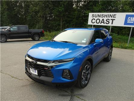 2020 Chevrolet Blazer RS (Stk: TL686472) in Sechelt - Image 1 of 20