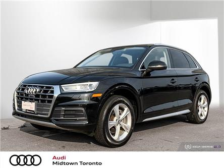 2018 Audi Q5 2.0T Progressiv (Stk: P8237) in Toronto - Image 1 of 23