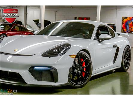 2020 Porsche 718 Cayman GT4 (Stk: ) in Oakville - Image 1 of 34