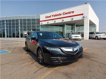 2017 Acura TLX Base (Stk: U204228) in Calgary - Image 1 of 26