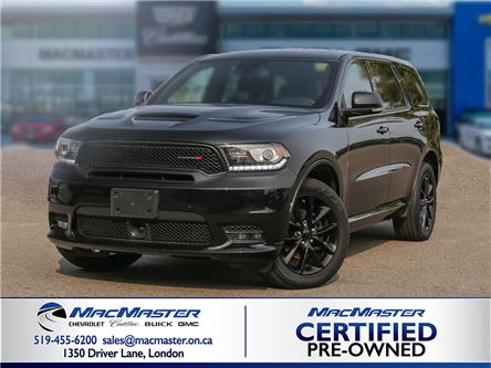 2018 Dodge Durango GT (Stk: 205138A) in London - Image 1 of 11