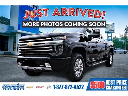 2020 Chevrolet Silverado 3500HD High Country (Stk: 20-160) in Trail - Image 1 of 9