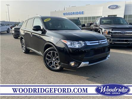 2015 Mitsubishi Outlander GT (Stk: L-262A) in Calgary - Image 1 of 23