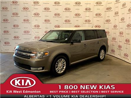 2013 Ford Flex SEL (Stk: 22482A) in Edmonton - Image 1 of 34
