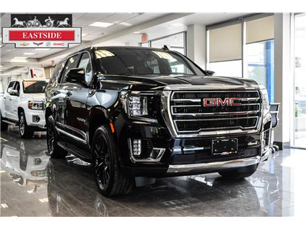 2021 GMC Yukon SLT (Stk: MR132547) in Markham - Image 1 of 30