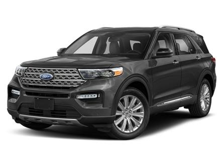 2021 Ford Explorer XLT (Stk: A34528) in St. Thomas - Image 1 of 9