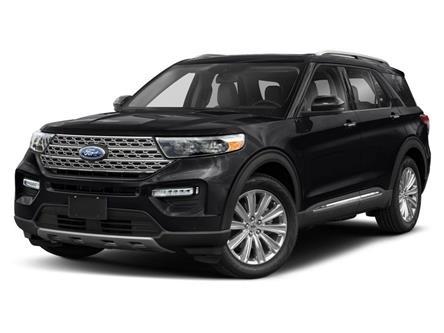 2021 Ford Explorer XLT (Stk: A34527) in St. Thomas - Image 1 of 9