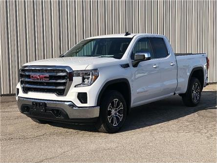 2020 GMC Sierra 1500 New 2020 GMC Sierra 4x4 Double Cab SLE (Stk: PU20406) in Toronto - Image 1 of 21