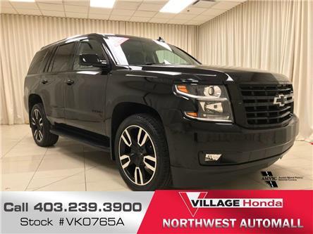 2019 Chevrolet Tahoe Premier (Stk: VK0765A) in Calgary - Image 1 of 26