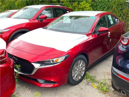 2021 Mazda Mazda3 GS (Stk: 21119) in Toronto - Image 1 of 5