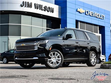 2021 Chevrolet Tahoe High Country (Stk: 202111) in Orillia - Image 1 of 28