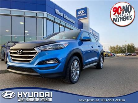 2018 Hyundai Tucson  (Stk: 2558A) in Edmonton - Image 1 of 21