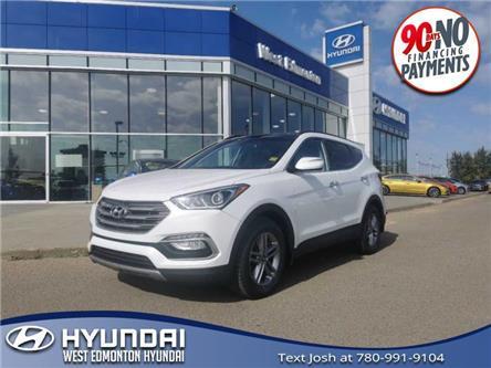 2017 Hyundai Santa Fe Sport 2.4 Premium (Stk: 8299A) in Edmonton - Image 1 of 22