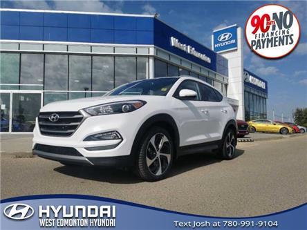 2016 Hyundai Tucson Premium (Stk: 2295A) in Edmonton - Image 1 of 23