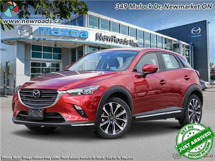2020 Mazda CX-3 GT (Stk: 41825) in Newmarket - Image 1 of 23