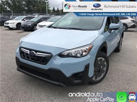 2021 Subaru Crosstrek Convenience w/Eyesight (Stk: 35502) in RICHMOND HILL - Image 1 of 21