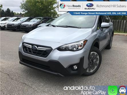 2021 Subaru Crosstrek Touring w/Eyesight (Stk: 35515) in RICHMOND HILL - Image 1 of 21