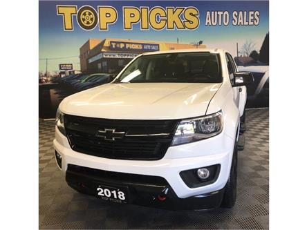 2018 Chevrolet Colorado LT (Stk: 211419) in NORTH BAY - Image 1 of 30