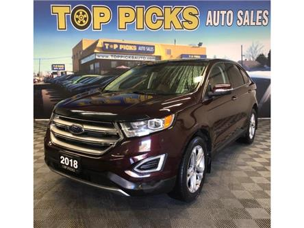 2018 Ford Edge Titanium (Stk: B10826) in NORTH BAY - Image 1 of 27
