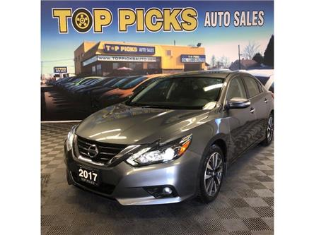 2017 Nissan Altima 2.5 SL (Stk: 313303) in NORTH BAY - Image 1 of 28