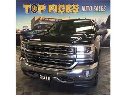 2016 Chevrolet Silverado 1500 LTZ (Stk: 124019) in NORTH BAY - Image 1 of 27