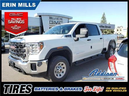 2020 GMC Sierra 2500HD Base (Stk: LF311378) in Mississauga - Image 1 of 18