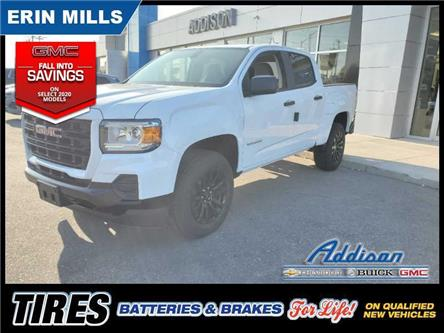 2021 GMC Canyon Elevation Standard (Stk: M1118865) in Mississauga - Image 1 of 15