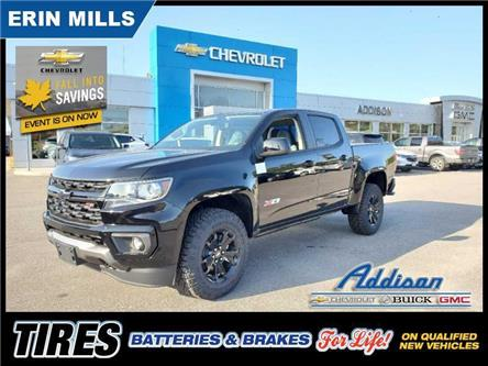2021 Chevrolet Colorado Z71 (Stk: M1120850) in Mississauga - Image 1 of 18