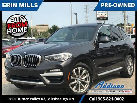 2018 BMW X3 xDrive30i (Stk: UM58750) in Mississauga - Image 1 of 22