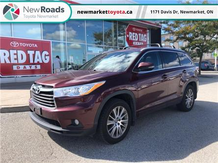 2016 Toyota Highlander XLE (Stk: 356681) in Newmarket - Image 1 of 28