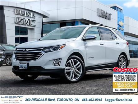 2020 Chevrolet Equinox Premier (Stk: 194035) in Etobicoke - Image 1 of 26