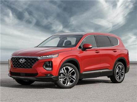 2020 Hyundai Santa Fe Ultimate 2.0 (Stk: H5886) in Toronto - Image 1 of 23