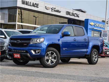 2018 Chevrolet Colorado 3.6 | Z71 | NAVI | BACK UP CAM | BOSE (Stk: PR5344) in Milton - Image 1 of 26