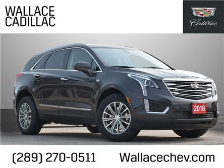 2018 Cadillac XT5 LUXURY | SUNROOF | NO ACCIDENTS | NAVI | AWD (Stk: 217883A) in Milton - Image 1 of 24