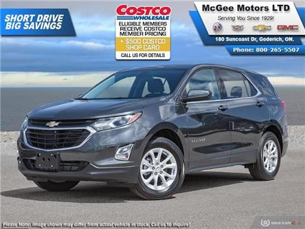 2020 Chevrolet Equinox LT (Stk: 223318) in Goderich - Image 1 of 10