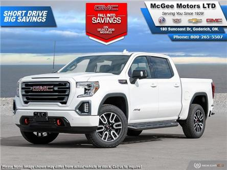 2020 GMC Sierra 1500 AT4 (Stk: 372082) in Goderich - Image 1 of 23