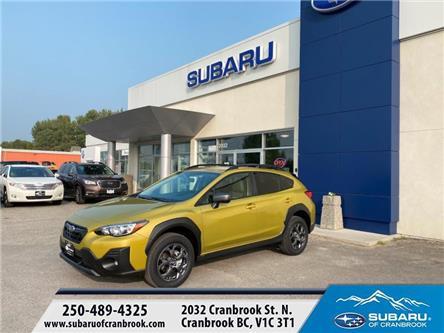 2021 Subaru Crosstrek Outdoor (Stk: 221717) in Cranbrook - Image 1 of 23