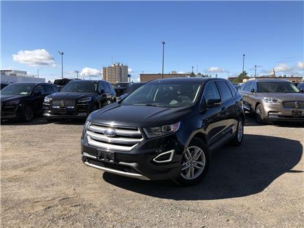 2017 Ford Edge SEL (Stk: P9160) in Barrie - Image 1 of 16