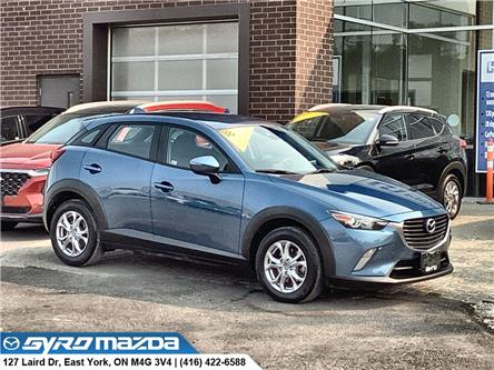 2018 Mazda CX-3 GS (Stk: 30080A) in East York - Image 1 of 28