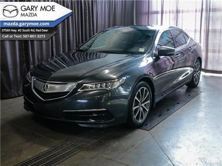 2015 Acura TLX Tech (Stk: 0C35769A) in Red Deer - Image 1 of 24