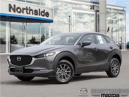 2021 Mazda CX-30 GX (Stk: M21013) in Sault Ste. Marie - Image 1 of 23