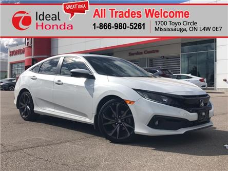 2019 Honda Civic Sport (Stk: I200966A) in Mississauga - Image 1 of 23