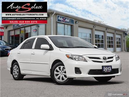 2013 Toyota Corolla  (Stk: 1TC8S12) in Scarborough - Image 1 of 28