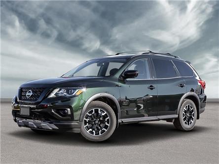 2020 Nissan Pathfinder SL Premium (Stk: 11388) in Sudbury - Image 1 of 22