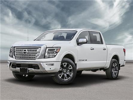 2020 Nissan Titan Platinum Reserve (Stk: 11509) in Sudbury - Image 1 of 23