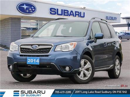 2014 Subaru Forester 2.5i Limited Package (Stk: S20029A) in Sudbury - Image 1 of 22