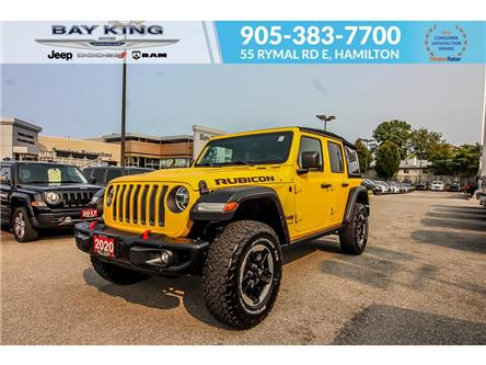 2020 Jeep Wrangler Unlimited  (Stk: 7129) in Hamilton - Image 1 of 30