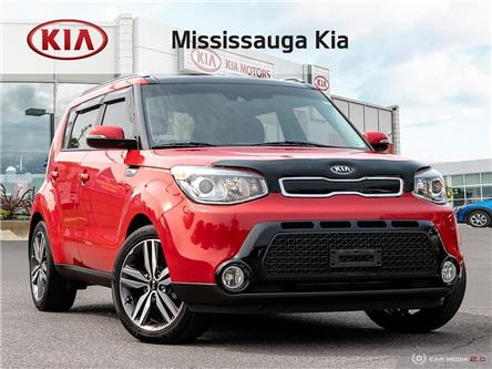 2016 Kia Soul SX Luxury (Stk: SE21056T) in Mississauga - Image 1 of 27