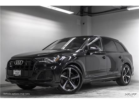 2020 Audi SQ7 4.0T (Stk: T18659) in Vaughan - Image 1 of 5