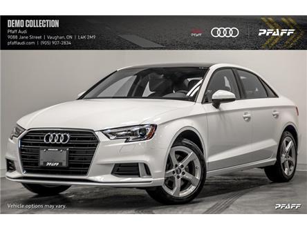 2020 Audi A3 45 Komfort (Stk: T18446) in Vaughan - Image 1 of 17